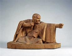 平櫛田中コレクション2011|彫刻展示室(田中記念室)開室