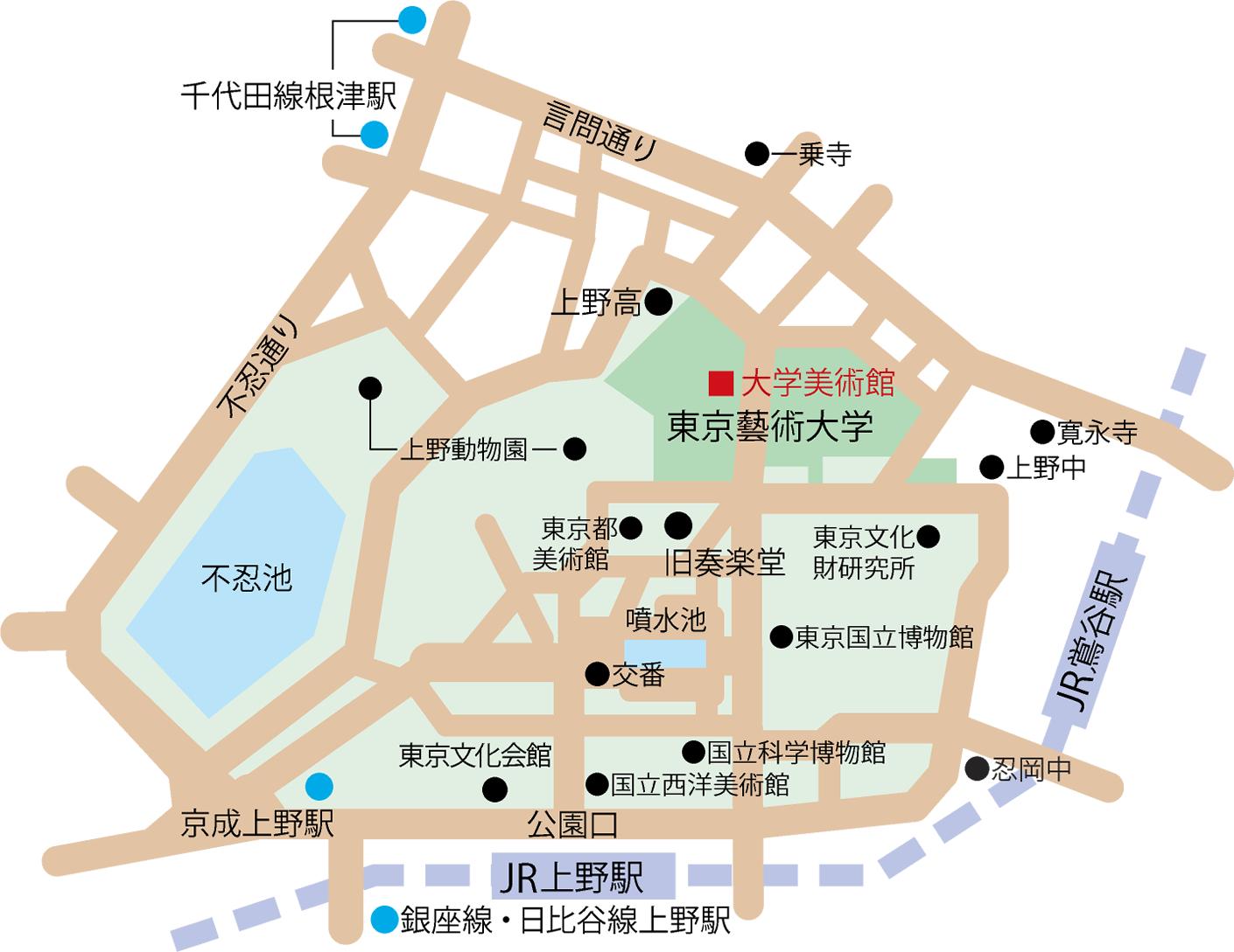 アクセスマップ日本語